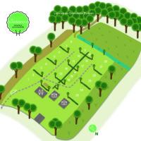 Plattegrond Camping De Schaapskooi
